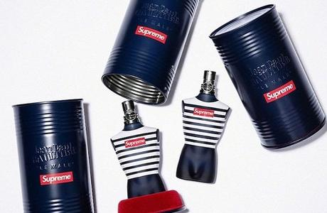 Supreme x Jean Paul Gaultier: лимитированное издание Le Male In The Navy